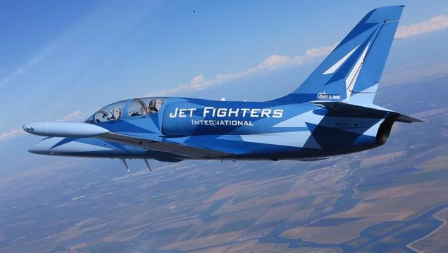 Flight Training in a Jet Fighter at Jet Fighters International, Florida