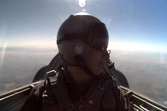 Fighter Jet Ride with Experienced Jet Fighters International Pilot, Florida